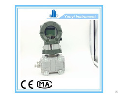 Capacitive Sensor Differential Pressure Transmitter