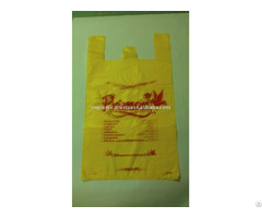 T Shirt Plastic Bag Avn08031