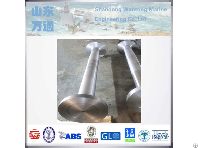 Marine Forged Steel Counter Shaft For Ship
