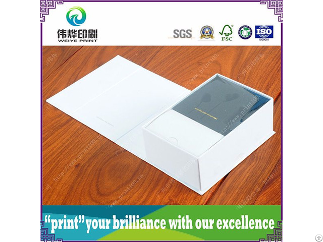 High Quality Paper Printing Packaging Gift Box
