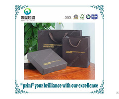 Luxury High Quality Packaging Gift Bag