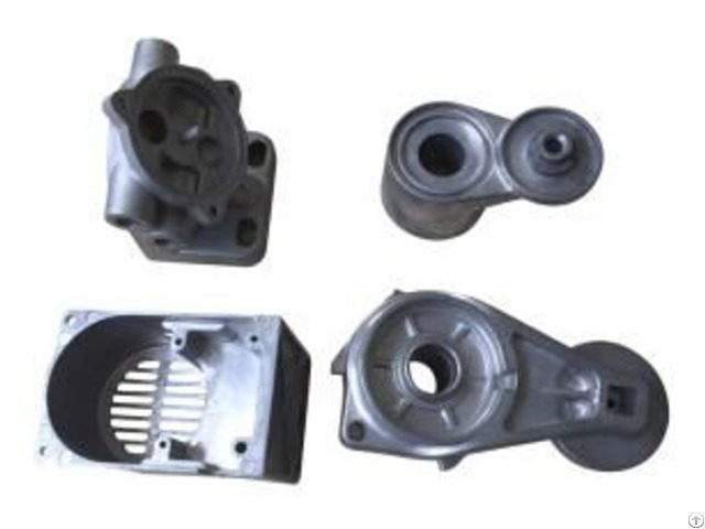 Aluminum Alloy A380 Machinery Parts Die Casting