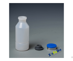 30ml Plastic Vaccine Vial With Rubber Stopper