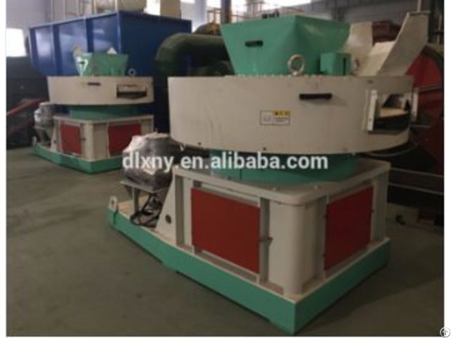 Stamping Type Biomass Briquette Machine