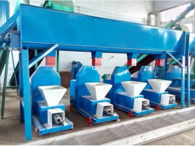 Biomass Agriculture Screw Extrusion Briquette Machine