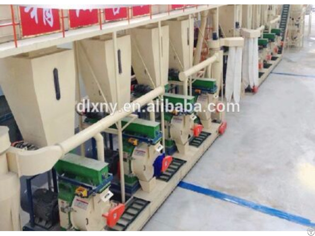 Industrial Wood Pellet Machine Production Line