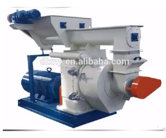 Wood Sawdust Particle Machine