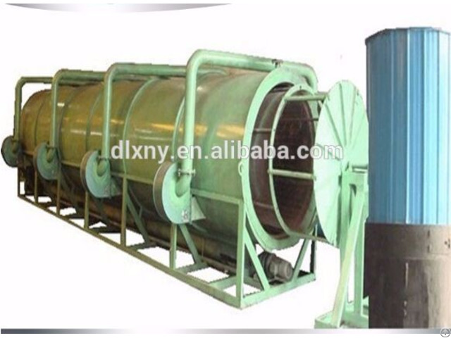 Coconut Shell Industrial Drying Equipment