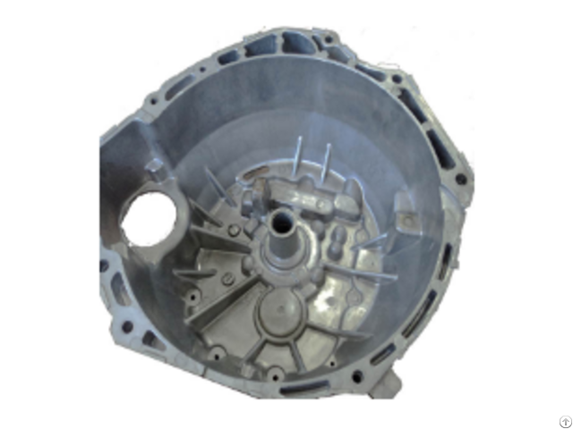 Aluminum Alloy A380 Engine Part Die Casting Electroplating