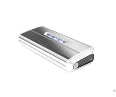 Durable Food Vacuum Sealer Vs100s White