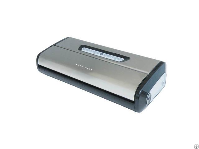 Vacuum Food Sealer Vs100s Black