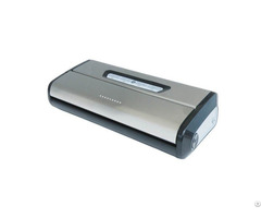 Vacuum Food Sealer Vs100s Black