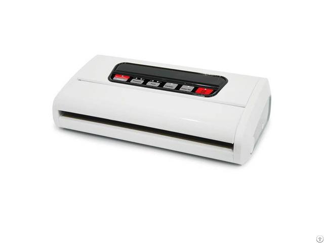 Food Vacuum Sealer Packaging Machine Vs200 White
