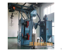 Hook Type Shot Blasting Equipment