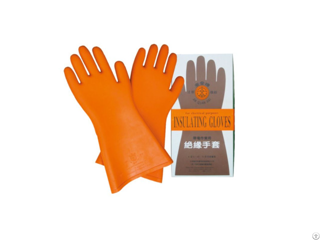 Insulated Gloves 5 35kv