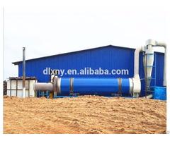 Coir Fiber Drying Process Production Line