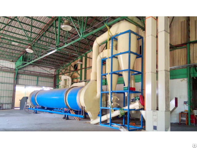 China Dingli Manufacturer Best Price Sawdust Dryer
