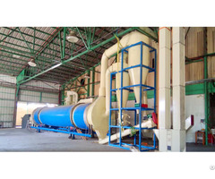 China Dingli Manufacturer Best Price Sawdust Dryer