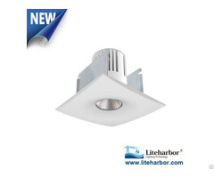 "4"" Led Square Retrofit Downlight"