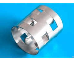 Metal Pall Ring For Extraction Absorption And Fractionation