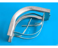 Metal Intalox Saddle Ring With High Processing Efficiency