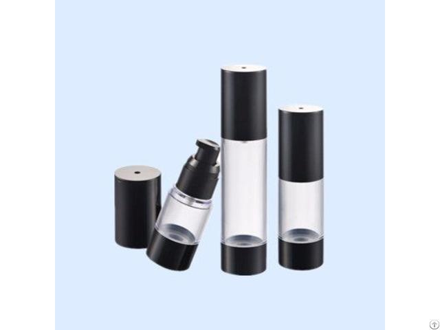 Black Plastic Containers