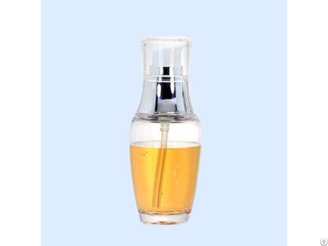 Cream Pump With 60 Ml Pet Bottle