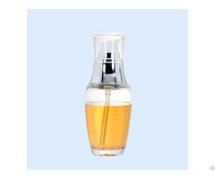 Cream Pump With 60 Ml Pet Bottle