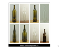 Glass Bottles For Wine