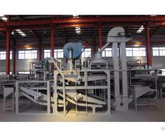 Advanced Oats Dehulling Machine