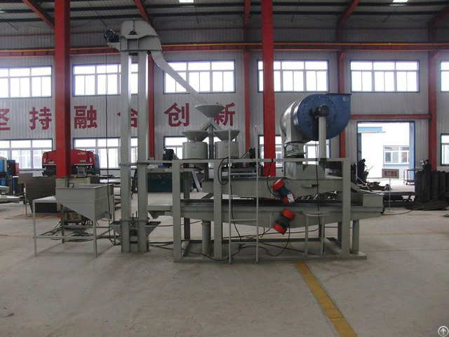 Advanced Job S Tears Dehulling Machine