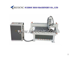 Particle Board Cutting Cnc Router Machine W1325v