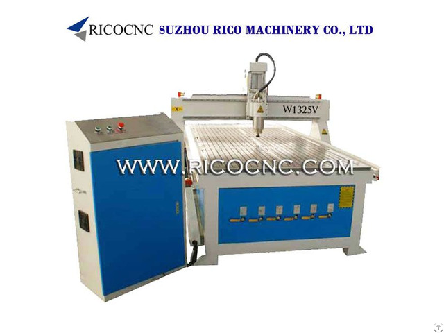 Plywood Cutting Machine Cnc Router For Slatwall Carving