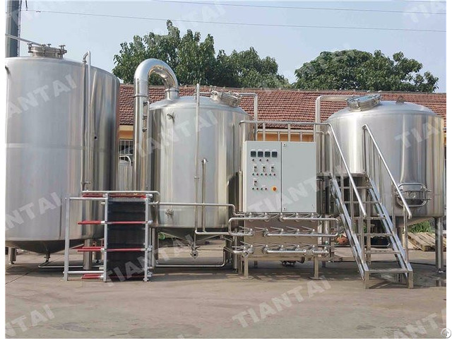 Copper Mashing Equipment