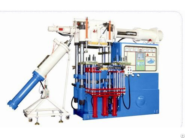 Silicon Insulator Rubber Injection Molding Machine