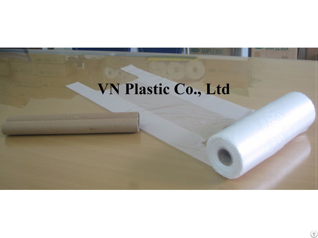Vest Handle Plastic Bag Avn14031701