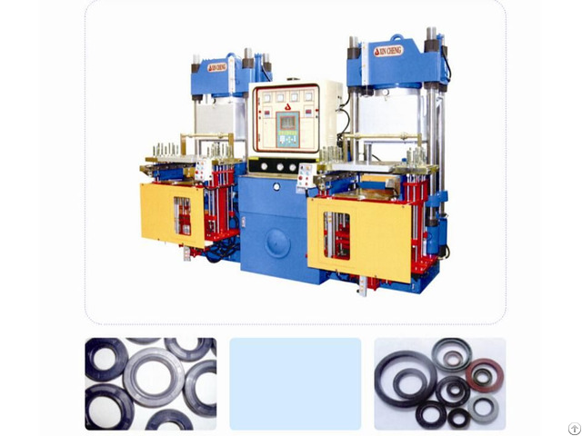 Xincheng Yimingl Vacuum Rubber Compression Molding Machine For Skeleton Oil Sea