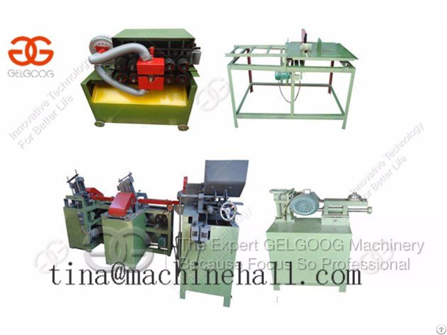 Disposable Wooden Chopstick Making Machine Line