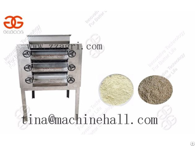 Peanut Milling Machine China
