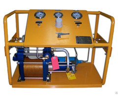 Gas Booster System P N G3032