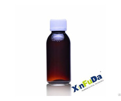 60ml Plastic Amber Liquid Medicine Bottle
