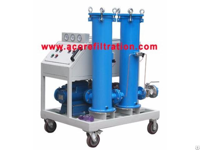 Portable Oil Filter Machine