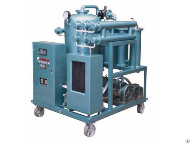 Used Lubricating Oil Recycling Filtration Machine
