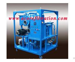 6000l Hr Transformer Oil Filtration Machine