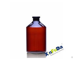 100ml Pharma Liquid Bottle With Fda