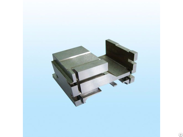 Plastic Mould Component Manufacturer For High Quality Iso Mold Core Insert