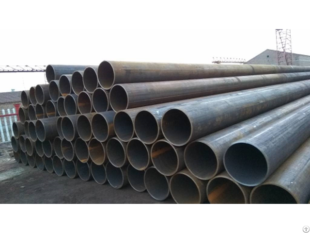 Lsaw Steel Round Pipe