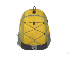 600d Polyester Backpack My62065