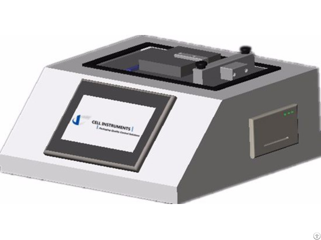 Incline Plane Coefficient Of Friction Tester