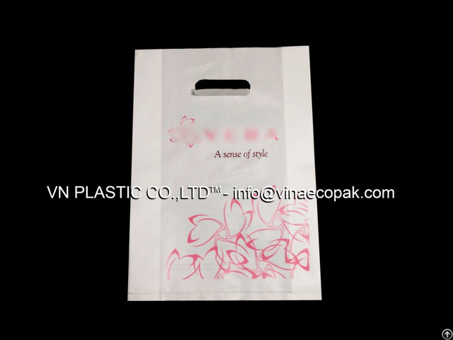 Promotional Die Cut Bag Avn16031705